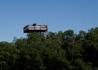 This is the Observation Tower overlooking Weedon Island Preserve...personally, I liked my vantage better ;-)